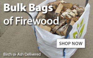 firewood bulk bags and free delivery