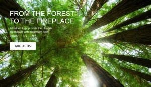 wood from sustainable forests