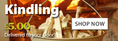 Kindling for lighting fires kiln dried kindling