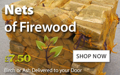 Nets Kiln Dried Logs
